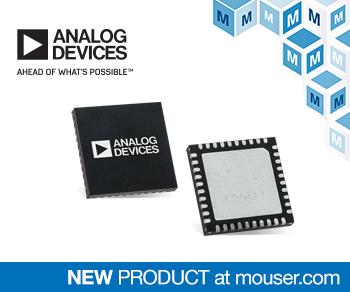 贸泽电子备货Analog Devices ADRF5545A射频前端 适用于大规模MIMO设计