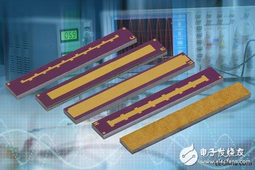 Vishay新款薄膜条MOS电容器能在保持性能的情况下实现更小的产品设计