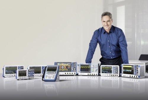 embedded world 2020:罗德与施瓦茨展示面向未来电子系统的测试解决方案