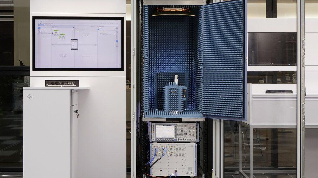 罗德与施瓦茨展示5G  NR FR1和FR2信令测试解决方案