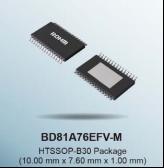 ROHM 开发出支持大型、小型两种车载液晶面板的 6 通道 LED 驱动器