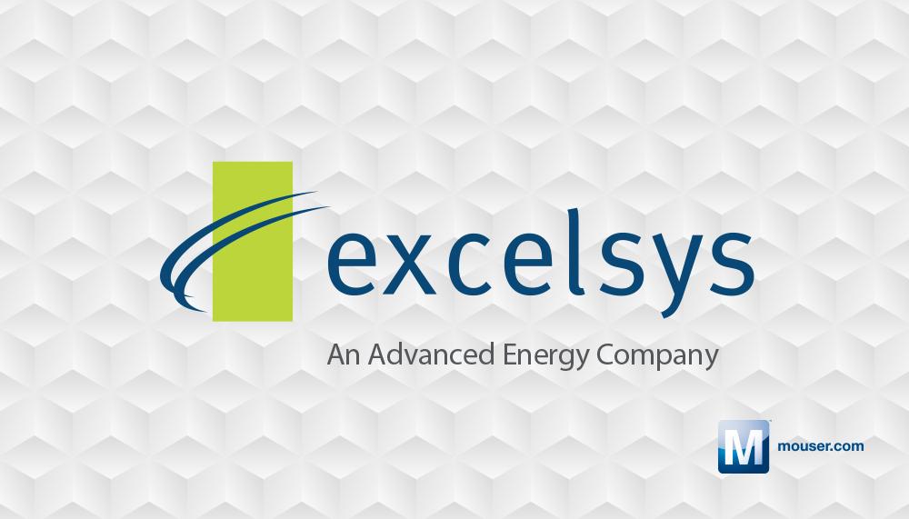贸泽电子宣布扩大与Advanced Energy在全球的分销合作范围  即日起供应Excelsys电源