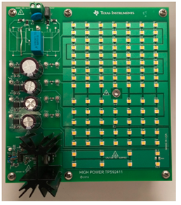 TI TIDA-01399 50W 120VAC离线LED驱动器参考设计