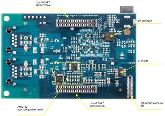 TI TIDA-00299EtherCAT从和多协议工业以太网参考设计