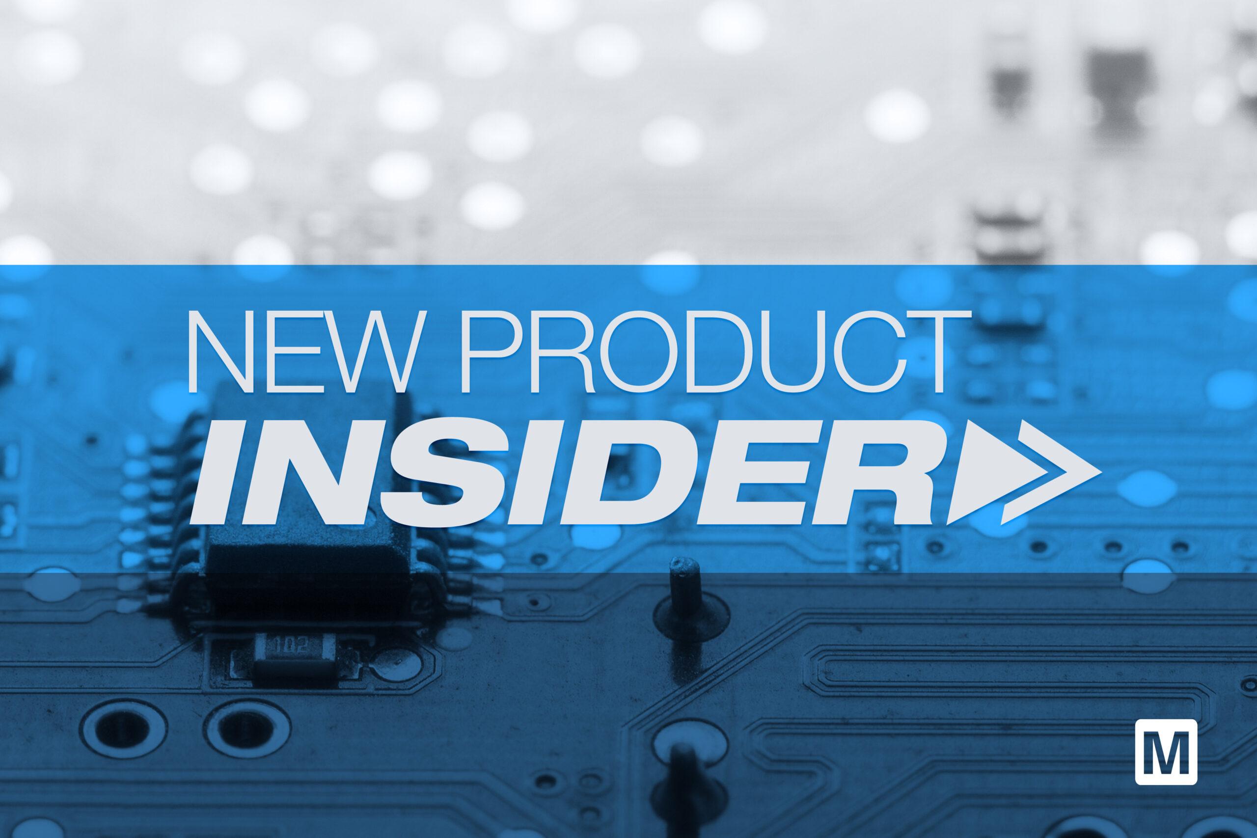 贸泽电子新品推荐:2020年5月 率先引入新品的全球分销商