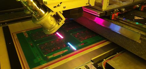 Limata创新型的LUVIR®技术加速PCB防焊量产制程