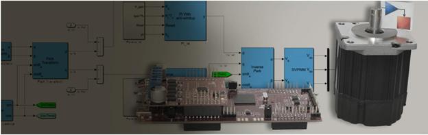 MathWorks 推出用于算法开发的 Motor Control Blockset 扩展了 Simulink 工作流程并为基于模型的设计提供入门指南