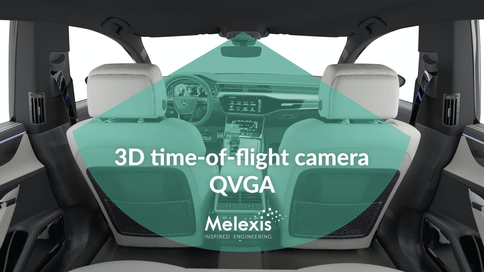 Melexis 推出全新 QVGA 分辨率飞行时间传感器 IC,进一步完善第三代产品组合