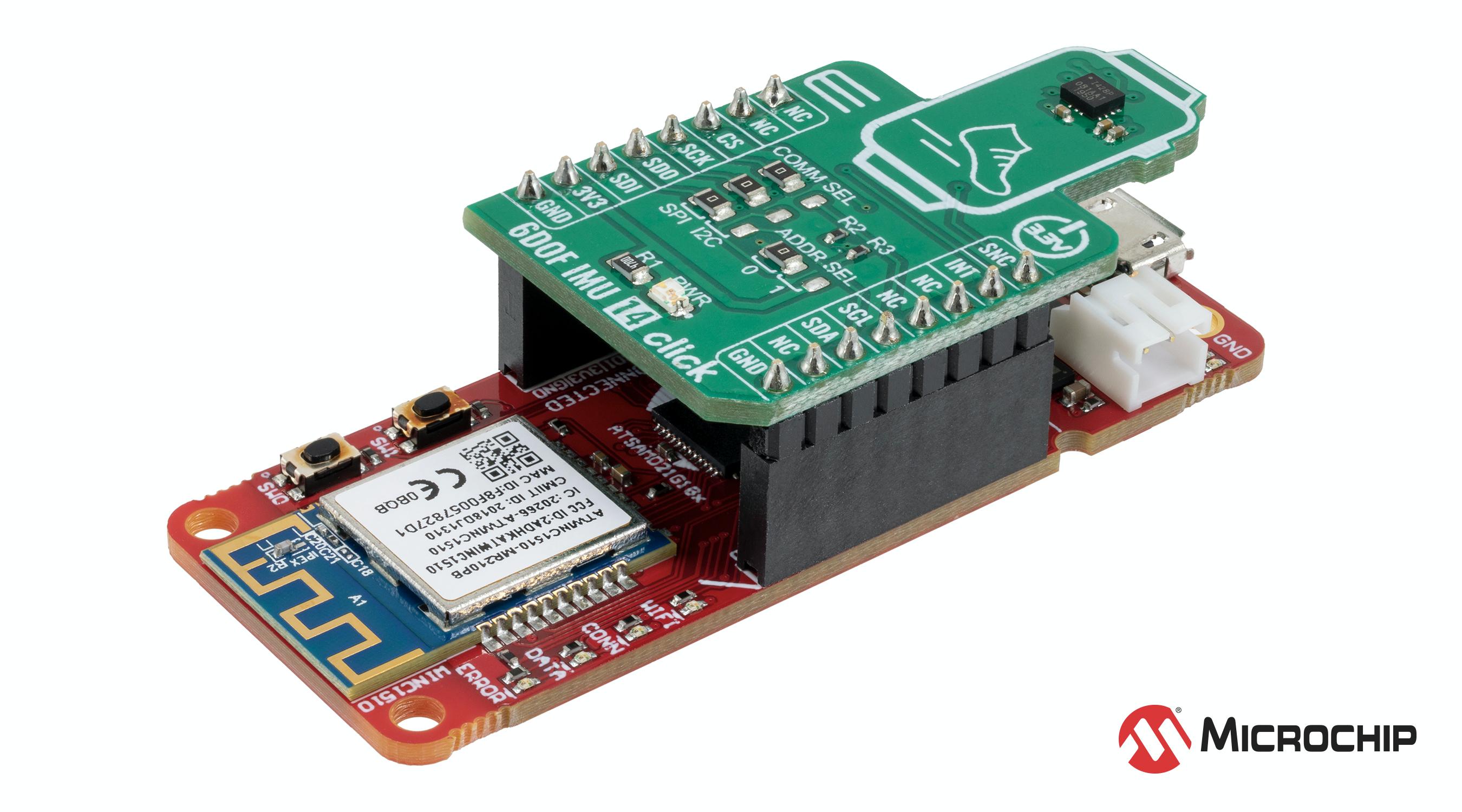 Microchip与机器学习软件领军企业合作,利用32位单片机 简化边缘人工智能设计