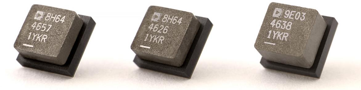 20 VIN、8 A高效率微型封装降压型µModule器件