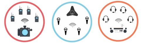 11月华南慕展丨无感物联网的探索者,InPLAY橙群微电子重定义无线物联网解决方案