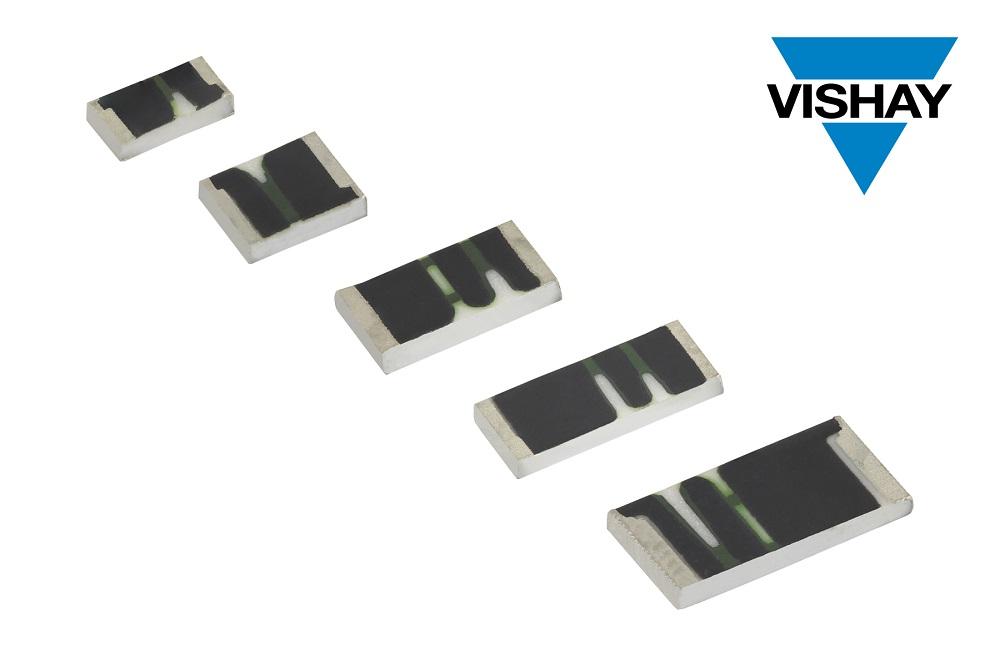 Vishay推出通过AEC-Q200认证的高压厚膜片式电阻,可减少系统元器件使用量,并缩小PCB尺寸