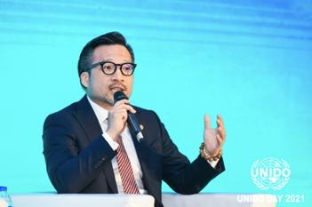 以数字化赋能绿色经济 罗克韦尔自动化出席2021联合国工业发展组织主题日