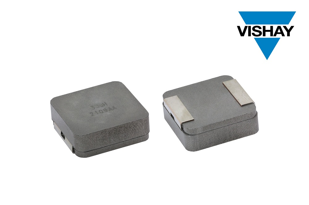 Vishay推出可在+155 °C高温下连续工作的7575封装尺寸汽车级IHLP®电感器