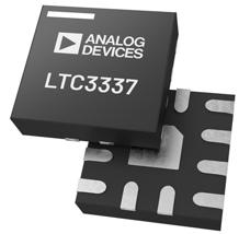 ADI公司发布集成精密库仑计数器的纳安级功耗原电池SoH监控器