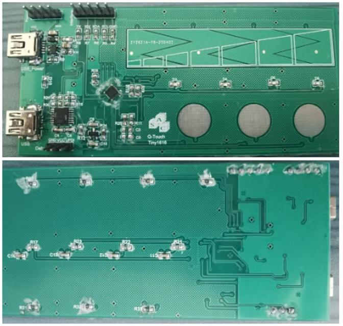 大联大品佳集团推出基于Microchip产品的触摸感应设计方案EVB
