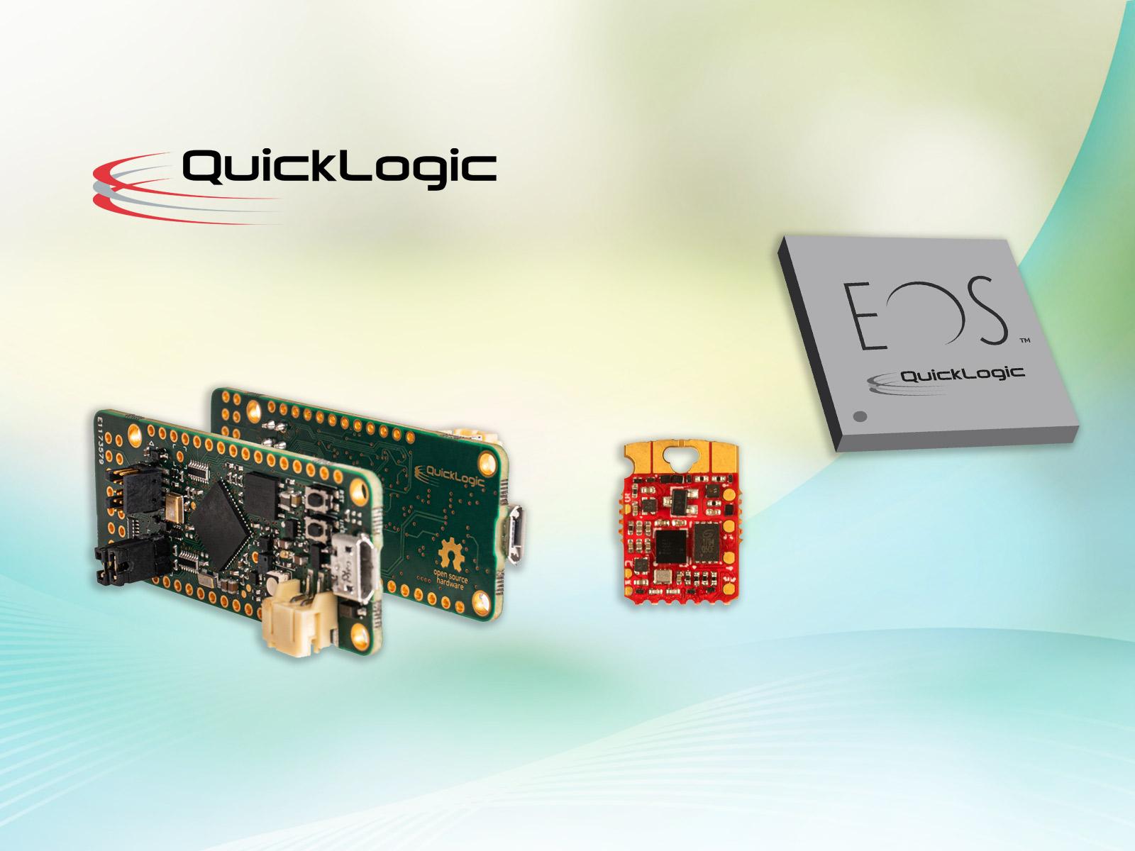 Digi-Key Electronics 宣布通过 Digi-Key 市场平台与 QuickLogic Corporation 建立全球合作伙伴关系