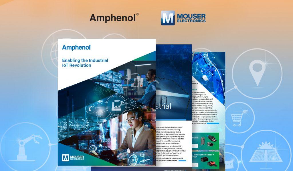 贸泽电子与Amphenol联手发布新电子书